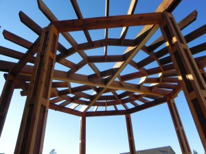 Circular Pergola circular pergola craftsman outdoor living